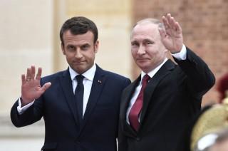Pháp và Nga sẽ ký thoả thuận xích lại gần nhau