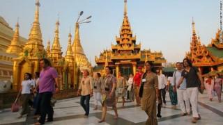 Myanmar tiếp tục nới lỏng quy định visa cho du khách nước ngoài