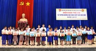 Châu Phú tổ chức diễn đàn để lắng nghe ý kiến của trẻ em