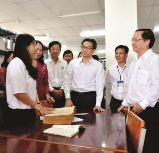 Sớm chuyển giao Trường Đại học An Giang về Đại học Quốc gia TP. Hồ Chí Minh