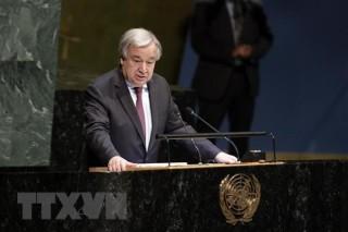 Liên hợp quốc hối thúc Nga-Mỹ tìm hướng đi mới nhằm kiểm soát vũ khí