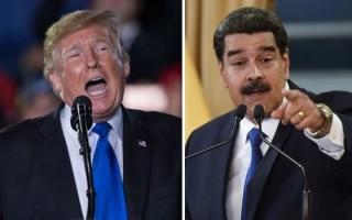 Tổng thống Mỹ tuyên bố sẽ xem xét cô lập, phong tỏa Venezuela