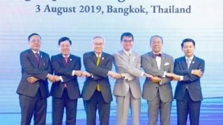 Hội nghị Bộ trưởng hợp tác Mekong và các đối tác: Tăng hợp tác, thúc đẩy phát triển