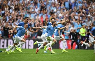 Hạ Liverpool trên chấm luân lưu, Man City vô địch Siêu cúp Anh 2019