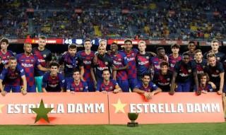 Arsenal dâng chiến thắng, Barcelona đoạt cúp Joan Gamper thứ 7