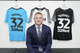 Wayne Rooney: Sẽ trở về Anh, hợp tác với Cocu làm trợ lý HLV kiêm cầu thủ ở Derby County