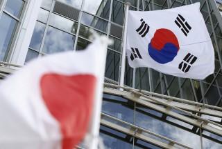 """Căng thẳng Nhật Bản - Hàn Quốc không ngừng """"tăng nhiệt"""""""
