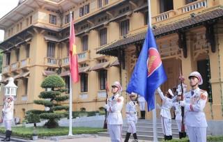 Cam kết thúc đẩy tinh thần đoàn kết hữu nghị, hợp tác của ASEAN