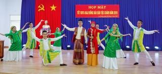Mừng Tết Roya Haji của đồng bào Chăm