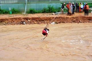 Cả nước mưa giông, Đắk Nông và Lâm Đồng nguy cơ lũ quét