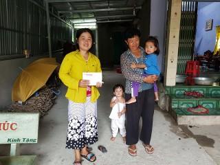 Thêm 1 triệu đồng hỗ trợ chị Néang Om