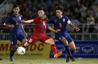 Mất quyền tự quyết vào bán kết, U18 Việt Nam phải cổ vũ U18 Thái Lan