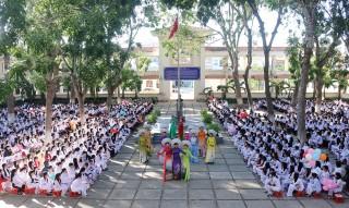 Nỗ lực xây dựng trường đạt chuẩn quốc gia