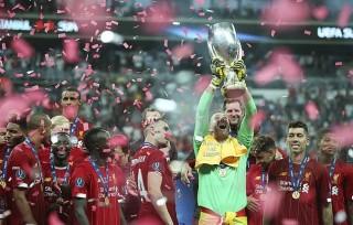 Thắng nghẹt thở Chelsea, Liverpool đoạt Siêu cúp châu Âu 2019