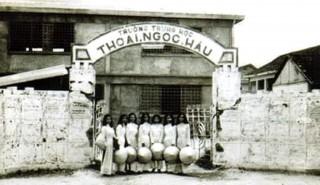 Phát huy truyền thống ở ngôi trường trung học đầu tiên tại Long Xuyên