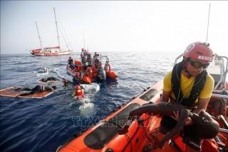 Sáu quốc gia EU đồng ý tiếp nhận người di cư trên tàu cứu hộ Open Arms