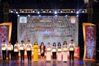 110 học sinh được  nhận học bổng Xổ số kiến thiết An Giang (đợt 1) năm học 2019 – 2020