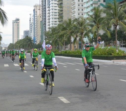 Đà Nẵng hưởng ứng chiến dịch du lịch xanh