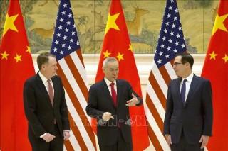 Mỹ - Trung Quốc tìm cách nối lại đàm phán thương mại