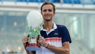 Hạ Goffin, Medvedev giành chức vô địch Cincinnati Open 2019