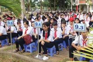 Hơn 427.000 học sinh tựu trường năm học mới