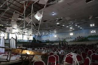 Loạt vụ đánh bom mới làm rung chuyển Jalalabad, Afghanistan