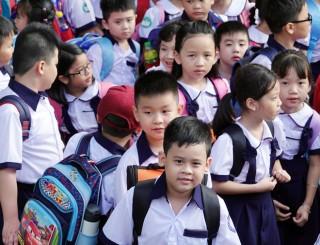 Áp lực tăng dân số cơ học trong năm học mới tại TP.HCM