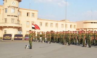 Ai Cập tham gia tập trận với Nga và Belarus