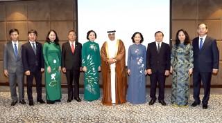 Đoàn đại biểu Đảng Cộng sản Việt Nam thăm và làm việc tại Qatar