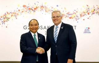 Thúc đẩy quan hệ Việt Nam-Australia đi vào thực chất, hiệu quả