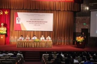 50 năm Di chúc Chủ tịch Hồ Chí Minh vẫn còn nguyên giá trị