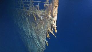Hình ảnh mới 'gây sốc' của xác tàu Titanic dưới Đại Tây Dương