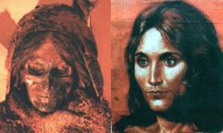 """Giải mã sa mạc """"không lối thoát"""", có xác ướp mỹ nhân còn nguyên tóc sau gần 4.000 năm"""