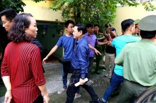 Tuyên phạt Nguyễn Hữu Linh 1 năm 6 tháng tù