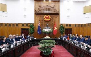 Sự phát triển mạnh mẽ, năng động và hiệu quả của quan hệ Việt Nam - Australia