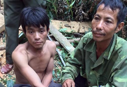 Nhóm lâm tặc mang theo súng và ma túy đi phá rừng