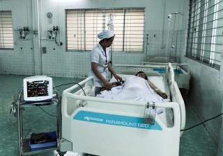 Bệnh viện Sản - Nhi An Giang cứu sống  sản phụ thai chết lưu, tử cung hoại tử