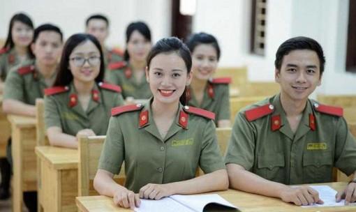 Học viện ANND xét tuyển bổ sung đại học chính quy năm 2019