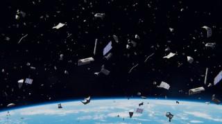 Nga chế 'áo giáp' cho vệ tinh chống rác vũ trụ