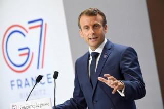 Hội nghị thượng đỉnh G7: Pháp ra tuyên bố về nhiều vấn đề nóng