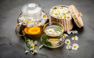11 tác dụng của trà hoa cúc đối với sức khỏe