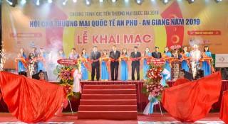 Khai mạc Hội chợ Thương mại Quốc tế An Phú - An Giang năm 2019