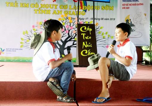 Phòng ngừa lao động trẻ em - Kỳ 2: Hiệu quả dự án ENHANCE