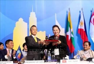 Chủ tịch Quốc hội kết thúc tốt đẹp chuyến tham dự AIPA 40 và thăm chính thức Thái Lan