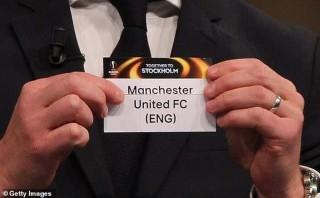 Bốc thăm Europa League: MU, Arsenal dễ thở, có 2 bảng tử thần
