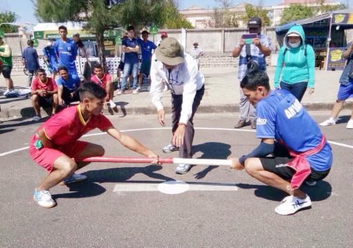 Phát huy các môn thể thao truyền thống dân tộc Chăm