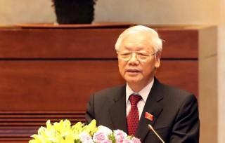 Tổng Bí thư Nguyễn Phú Trọng gửi thư chúc mừng năm học mới