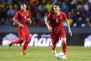 """HLV Park Hang Seo: """"Văn Hậu có thể thi đấu 45-60 phút trước Thái Lan"""""""