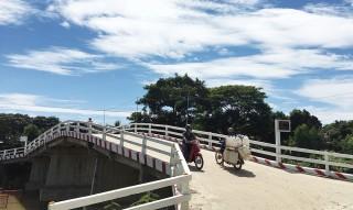 Xã hội hóa xây dựng cầu nông thôn ở Phú Thành