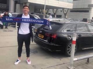 Vượt qua bài kiểm tra y tế tại Hà Lan, Văn Hậu chờ ký hợp đồng với SC Heerenveen